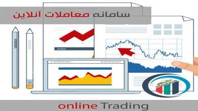 تصویر در راهنمای کار با سامانه های معاملات برخط بورس
