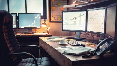 تصویر در چه نکاتی را باید در طراحی اتاق مختص معاملات بورس در نظر بگیریم؟