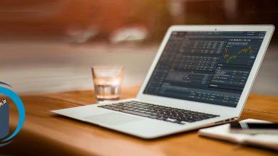 تصویر در بررسی امکانات سامانه معاملات برخط کارگزاری های بورس